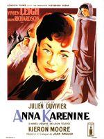 Affiche Anna Karenine