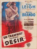 Affiche Un tramway nommé désir