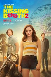Affiche The Kissing Booth 2