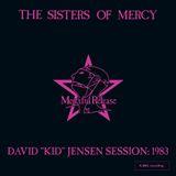 """Pochette David """"Kid"""" Jensen Session: 1983 (EP)"""