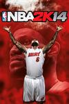 Jaquette NBA 2K14