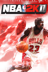 Jaquette NBA 2K11