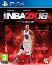 Jaquette NBA 2K16