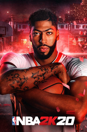 Jaquette NBA 2K20