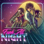 Pochette Funk All Night (EP)