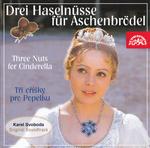 Pochette Drei Haselnüsse für Aschenbrödel (OST)
