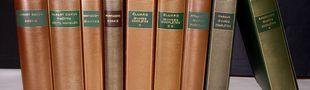 Cover Romans lus en Pléiade