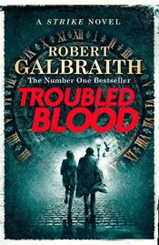 Couverture Troubled Blood