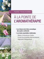Couverture A la pointe de l'aromathérapie