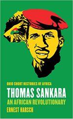 Couverture Thomas Sankara: An African Revolutionary