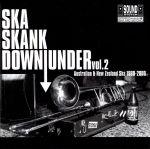 Pochette Ska Skank Down Under Volume 2.