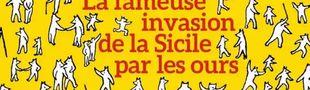 Couverture La Fameuse Invasion de la Sicile par les ours