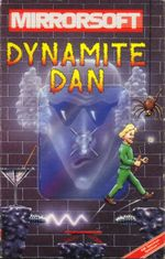 Jaquette Dynamite Dan