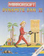Jaquette Dynamite Dan II