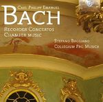 Pochette Recorder Concertos - Chamber Music