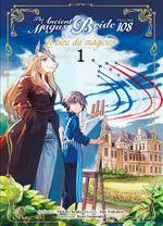 Couverture The Ancient Magus Bride : Le Bleu du magicien, tome 1