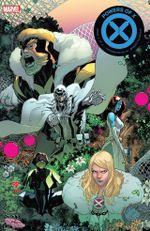 Couverture L'Étonnante Vie de Moira X - House of X / Powers of X, tome 2