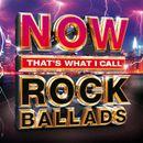 Pochette Now That's What I Call Rock Ballads