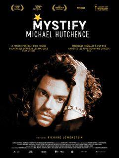 Affiche Mystify: Michael Hutchence