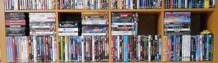 Cover Ma collection de DVD