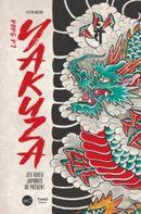 Couverture La Saga Yakuza - Le jeu vidéo japonais au présent