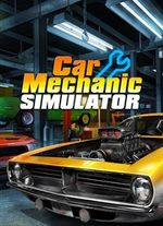 Jaquette Car Mechanic Simulator