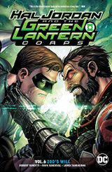 Couverture Hal Jordan and the Green Lantern Corps (Rebirth) Vol. 6: Zod's Will