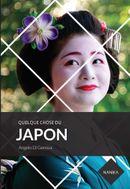 Couverture Quelque chose du Japon