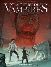 Couverture Résurrection - La Terre des vampires, tome 3