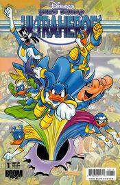 Couverture Disney's Hero Squad - Ultraheroes