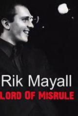 Affiche Rik Mayall: Lord of Misrule
