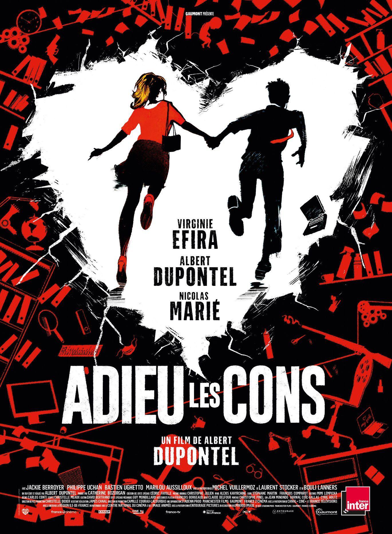 Adieu les cons - Film (2020) - SensCritique