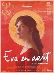 Affiche Eva en août