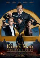 Affiche The King's Man : Première Mission