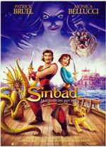 Affiche Sinbad : La Légende des sept mers