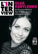 Couverture L'1nterview n°4 - Olga Kurylenko (2020)