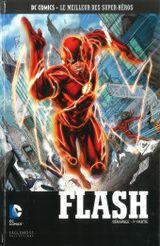 Couverture Flash : Dérapage (1re partie) - DC Comics, Le Meilleur des Super-Héros, tome 122