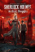 Jaquette Sherlock Holmes : The Devil's Daughter