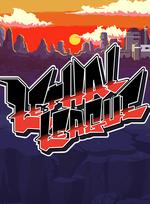 Jaquette Lethal League