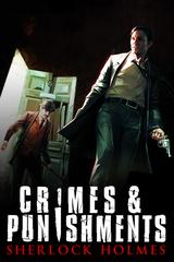 Jaquette Sherlock Holmes: Crimes & Punishments