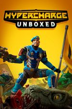 Jaquette Hypercharge: Unboxed