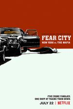 Affiche Fear City : New York contre la mafia