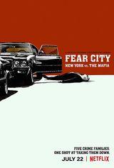 Affiche Fear City : New York contre la mafia