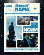 Couverture Rockyrama #27 - Christopher Nolan