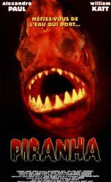 Affiche Piranha