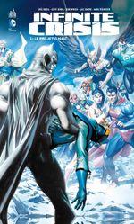 Couverture Le Projet O.M.A.C. - Infinite Crisis, tome 1
