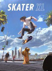 Jaquette Skater XL
