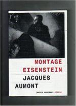 Couverture Montage Eisenstein