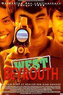 Affiche West Beyrouth (À l'abri les enfants)