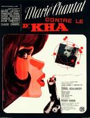 Affiche Marie-Chantal contre le docteur Kha